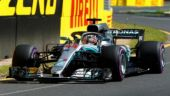 Lewis Hamilton was quickest in both the practice sessions (Reuters Photo)