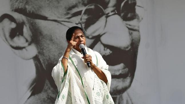 Time for BJP to pack up and go: Mamata