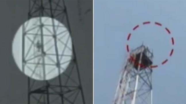 40-year-old man climbs atop tower at Barakhamba Road in Delhi after fight with wife
