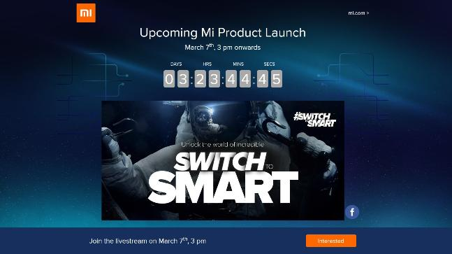 Xiaomi to launch Smart TV in India, teaser released