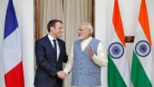 India, France to address aggressive China, climate change, terrorism, space exploration
