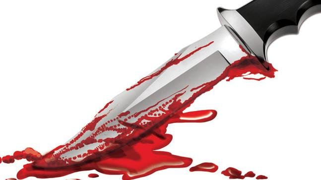 College student stabbed in Chennai.