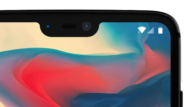 OnePlus 6 notch and headphone jack confirmed