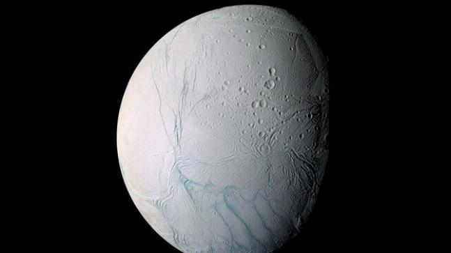 Saturn's moon Enceladus may contain life