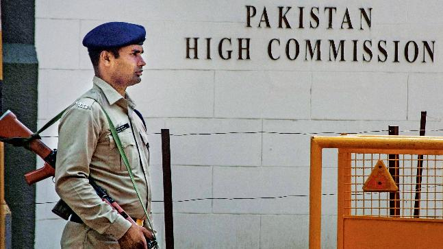 India, Pak trade harassment claims of their High Commission personnel