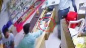 Caught on cam: Patanjali shopkeeper's face off with armed robbers
