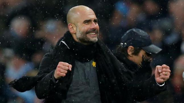 Guardiola accepts charge for wearing political ribbon