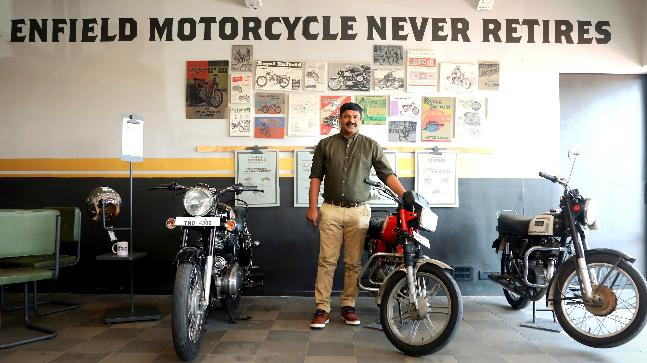 It is designed for existing and potential Royal Enfield customers looking for quality tested and certified pre-owned motorcycles.