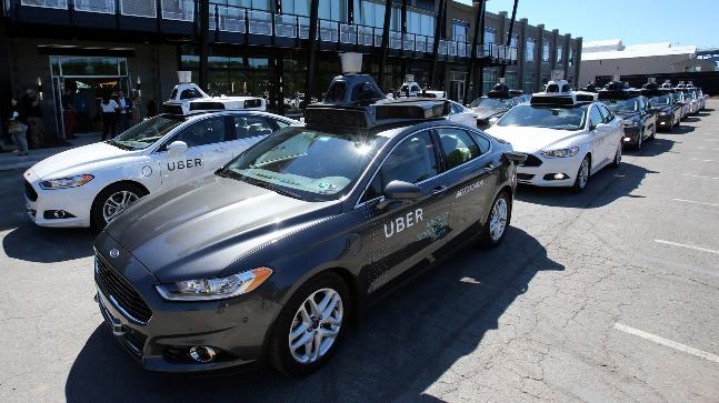 Uber driverless car kills woman in world's first fatal