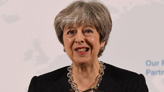 British PM Theresa May (Photo: Reuters)