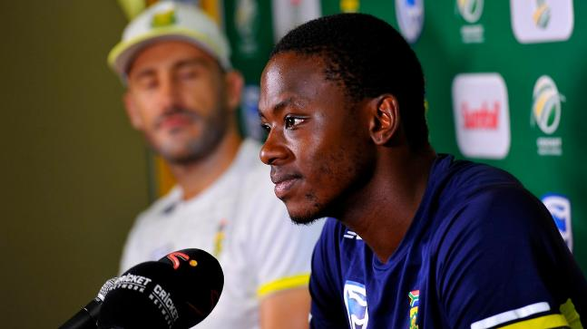 South Africa v Australia: Kagiso Rabada banned for rest of series