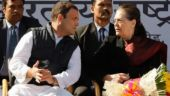 Congress leaders Ahmed Patel and Kamal Nath left for Shillong on the morning of March 3 to work out possible tie-ups with independents in Meghalaya to form a government there.