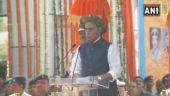 You have always given muh tod jawab, Naxalism now on its last leg: Rajnath Singh lauds CRPF