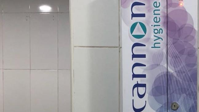 Hyderabad airport installs sanitary napkin dispensing machines