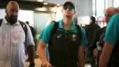 Photos: Steve Smith, David Warner reach Johannesburg hotel as ball-tampering row rages on
