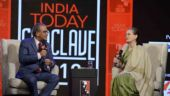 Can Congress survive without a Gandhi? It's a tough question, says Sonia at India Today Conclave