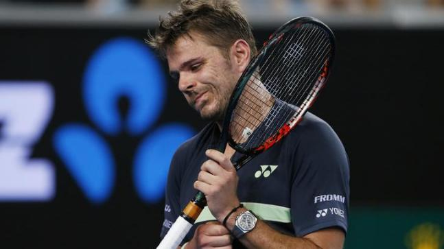 Stan Wawrinka is yet to fully recover from his knee injury (Reuters Photo)