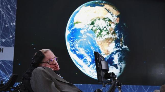 Hawking's Indian student remembers cosmology's brightest star