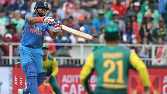 Suresh Raina was fearless in his approach during T20Is vs South Africa (BCCI Photo)