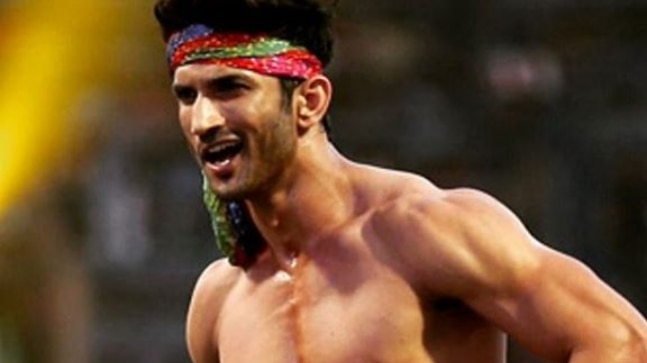Sushant Singh Rajput is one of the fittest Bollywood actors.
