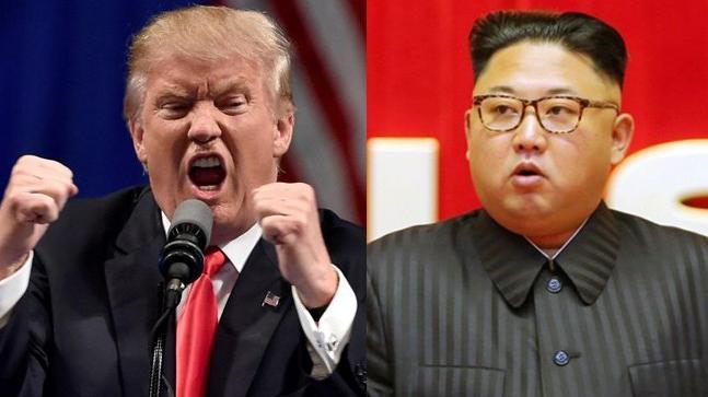 US President Donald Trump (Photo: Twitter @realDonaldTrump) and North Korean supreme leader Kim Jong Un (Photo: Twitter @KimJongNumberUn)
