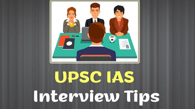 UPSC IAS Interview Tips
