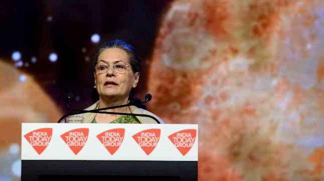 Congress needs new ways to connect to people: Sonia