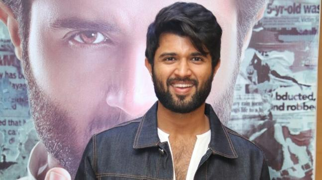 Vijay Deverakonda in political thriller