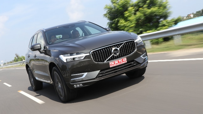 The Volvo XC 60 was chosen from an initial entry list of 34 vehicles from all over the world, then a short list of ten, reduced to three finalists announced in Geneva earlier this month: the Mazda CX-5, the Range Rover Velar and the Volvo XC60.