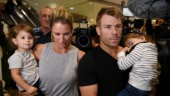 Ball-tampering scandal: Warner breaks down and apologises to wife and daughters