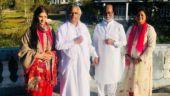 Rajinikanth leaves for Shiv Khori from Palampur ashram, calls spiritual journey divine