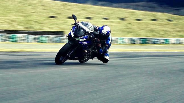 Yamaha has come out with an advert for the new R15 v3 and we promise it looks stunning.