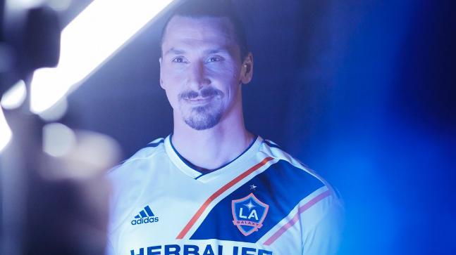 sports shoes 4b8e7 ba867 Zlatan Ibrahimovic ready to shine bright 'at Hollywood' with ...