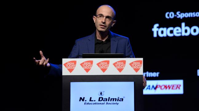 Yuval Harari on Aadhaar: Will be foolish to give up huge positives because of few negatives