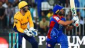 PSL: Watch vintage Shahid Afridi on show for Karachi Kings