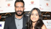 Ajay Devgn: Kajol doesn't have the guts to criticise me, but my daughter Nysa does