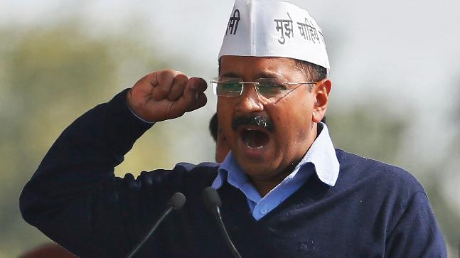 Kejriwal invites Delhi Cong, BJP chiefs for all-party meet over sealing