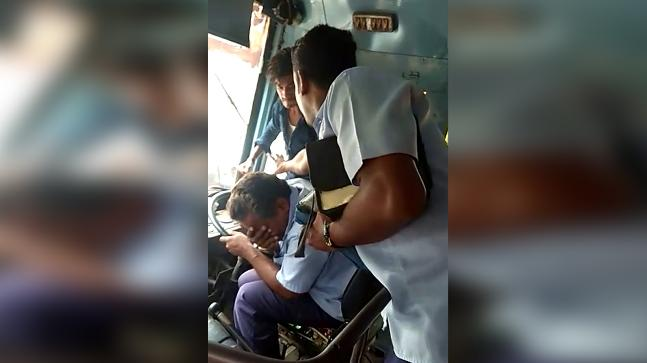 Kerala youth assaults bus driver for alleged dangerous