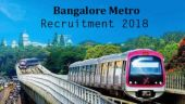 Bangalore Metro Recruitment 2018