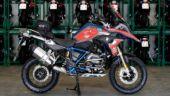 BMW Motorrad unveils BMW R 1200 GS Rallye motorcycles for its International GS Trophy