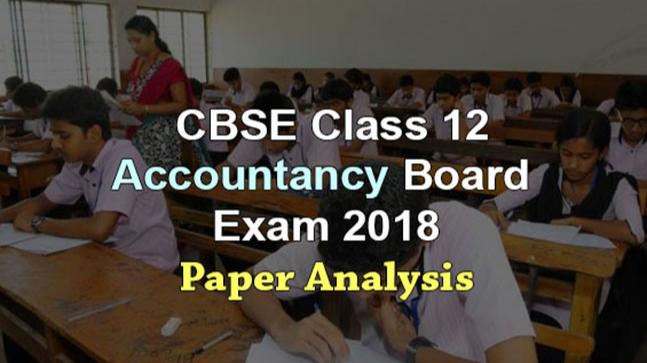 CBSE clarifies that class 12 accountancy exam paper was not leaked