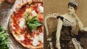Margherita pizza; Margherita of Savoy