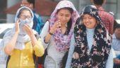 Scorching heat, rising mercury levels shadow springtime in Delhi