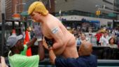 Donald Trump's last remaining naked statue out for auction: Any buyers here?