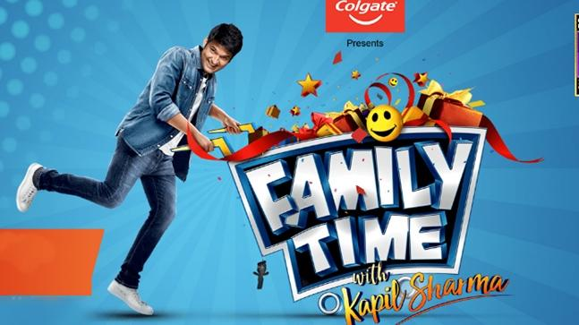 Family Time with Kapil Sharma Movie Poster