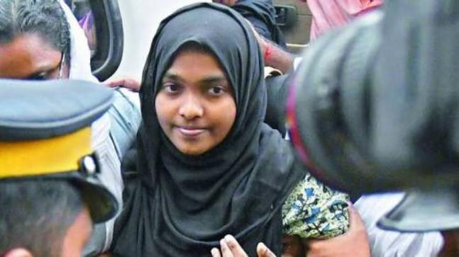 Hadiya, who was born Akhila, had her marriage annulled by the Kerala High Court in 2017