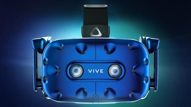 HTC gives Vive Pro price-tag, slashes £100 off Vive