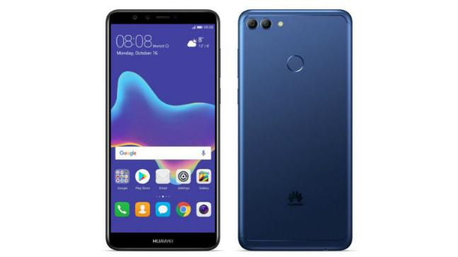 Huawei Y9 (2018) launched with dual front and rear cameras