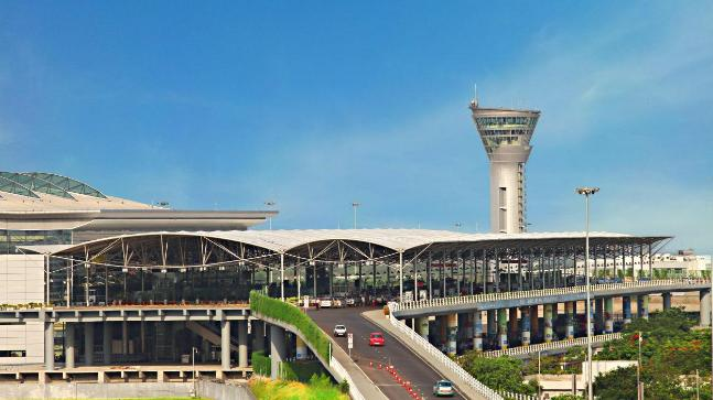 Rajiv Gandhi International Airport: File Photo