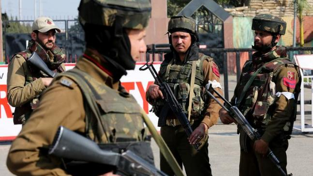 Terrorist killed in encounter with security forces in Kashmir's Shopian